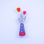 Broche Tulipe